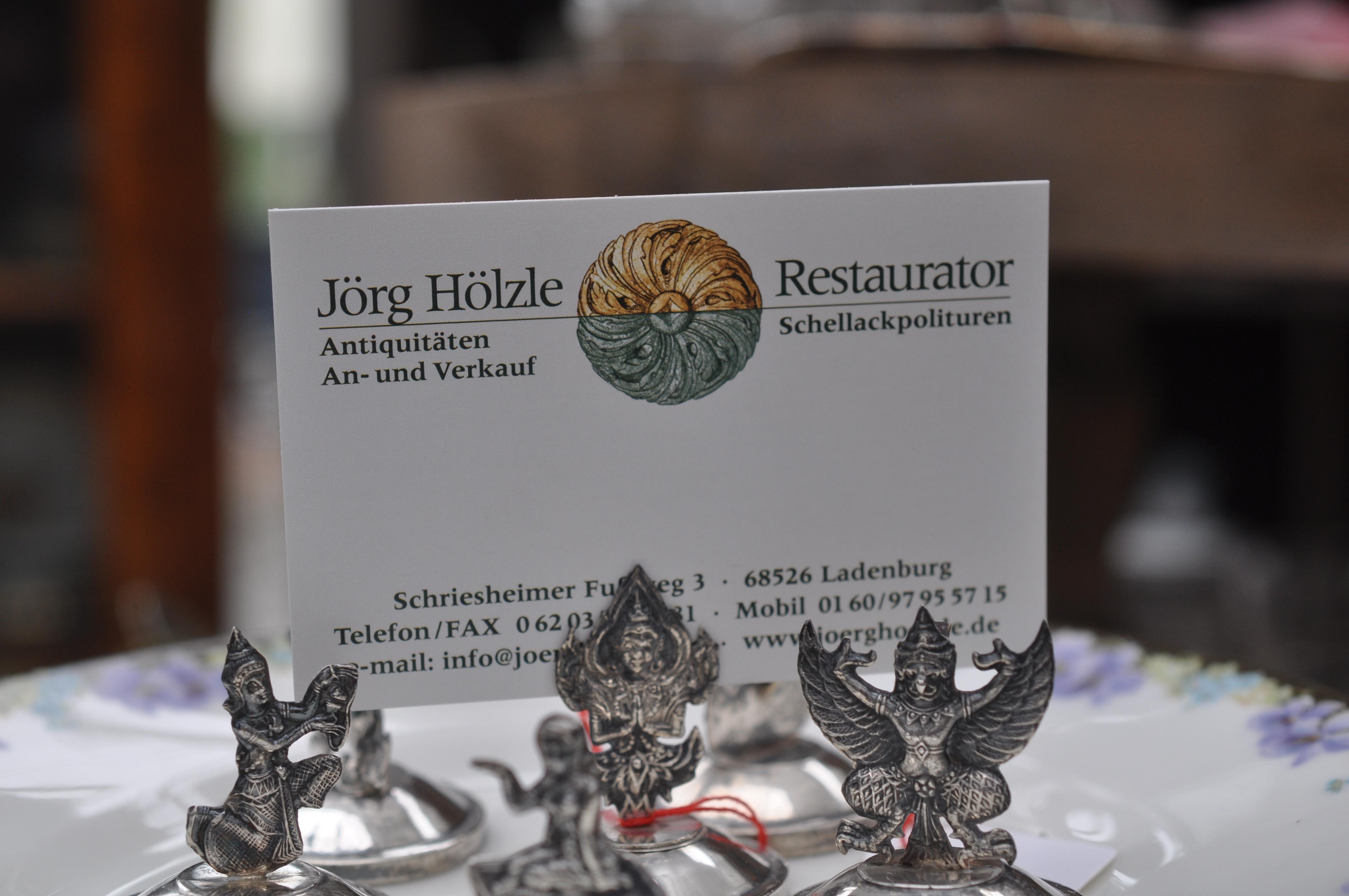 Jörg Hölzle Möbelrestaurator